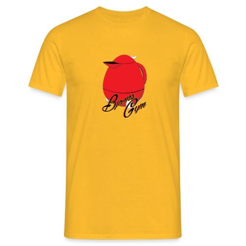 Bjørns logo - T-skjorte for menn