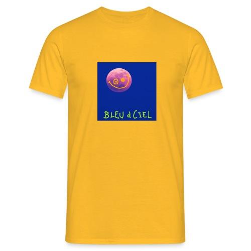 BLEU d CIEL- PINK mOOn collection - T-shirt Homme