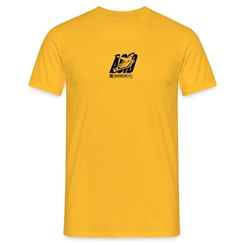 T-Shirt Acid resticted. - T-shirt Homme