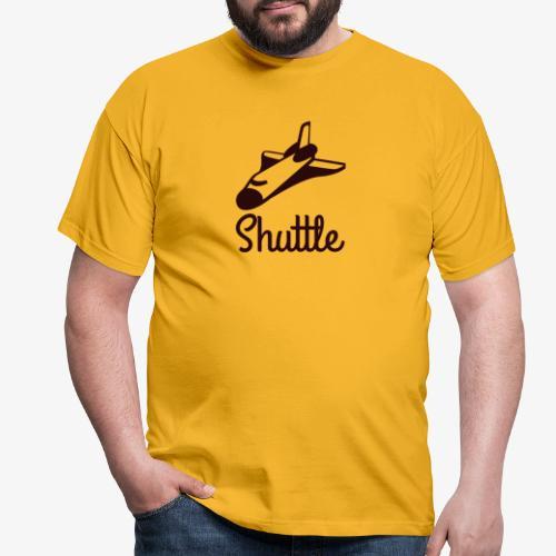 Shuttle - Männer T-Shirt