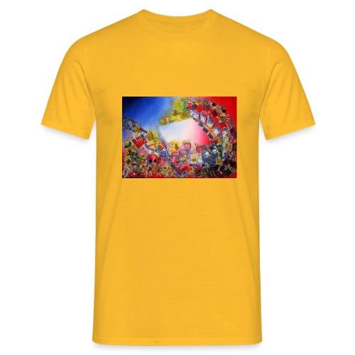 Sommerlichter - Männer T-Shirt