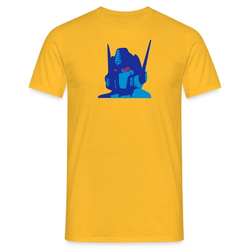 optimusthreecolour - Men's T-Shirt