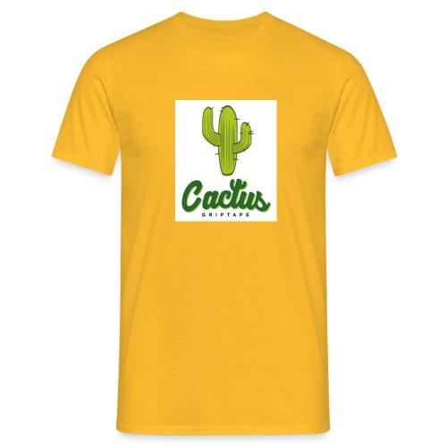 Cactus friptape - Camiseta hombre