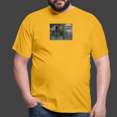 Wodan der Mächtige - Männer T-Shirt