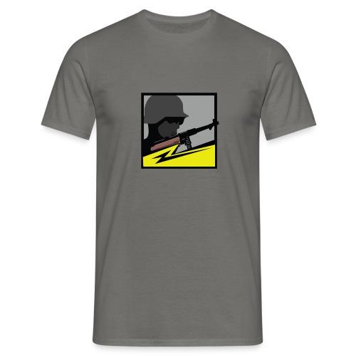 Mp40 german soldier gun maschinenpistole 40 - Men's T-Shirt