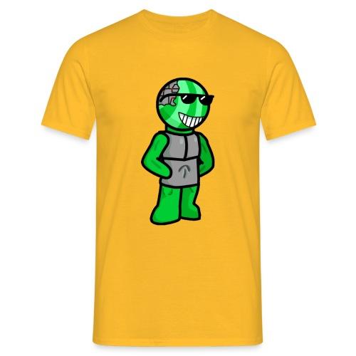 Melonman groß png - Männer T-Shirt