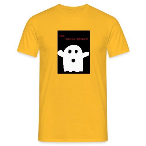 Cute Ghost - Miesten t-paita