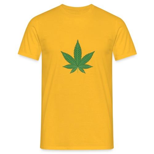 weed - Camiseta hombre