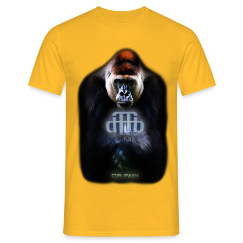 shirtgorillafotormx - Männer T-Shirt