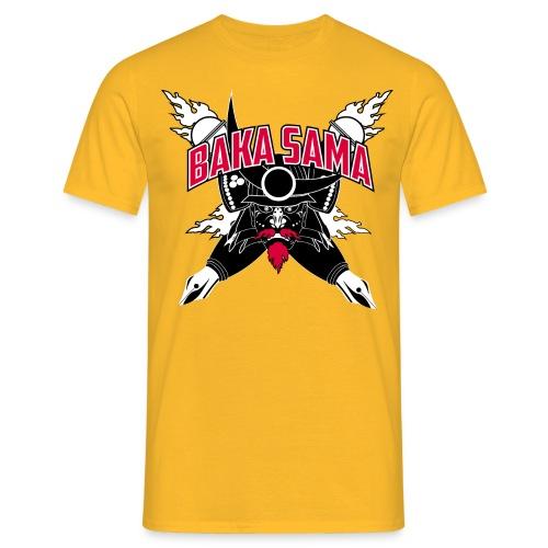 baksama samurai - Men's T-Shirt