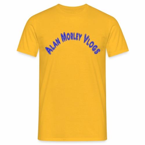 VLOGGER NAME - Men's T-Shirt