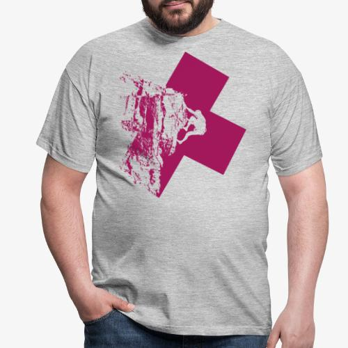 Climbing away - Men's T-Shirt