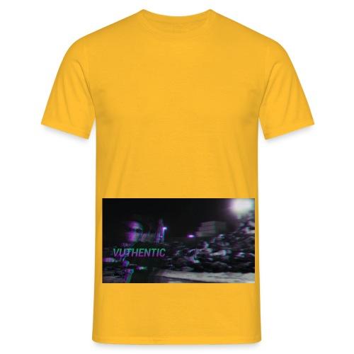 SCHOOLBOY Q VUTHENTIC - Men's T-Shirt