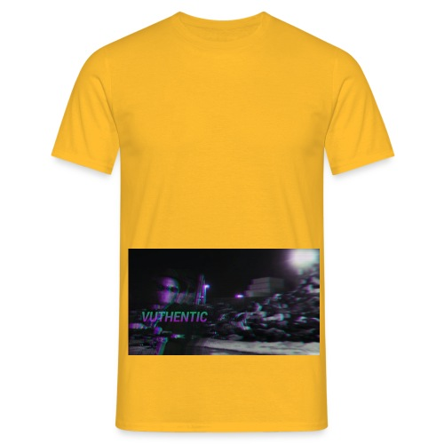 SCHOOLBOY Q VUTHENTIC - Men's T-Shirt