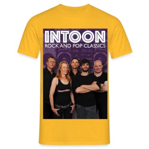 Intoon Band Shirt - Männer T-Shirt