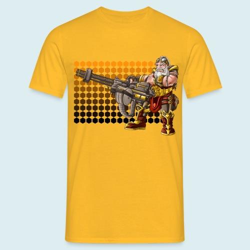 rage dwarf - Maglietta da uomo