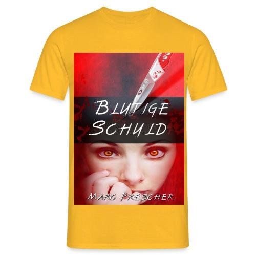 MarcPrescherblutigeschuld - Männer T-Shirt