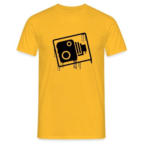 speed cam - Men's T-Shirt