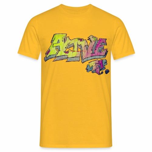 ALIVE TM Collab - Men's T-Shirt