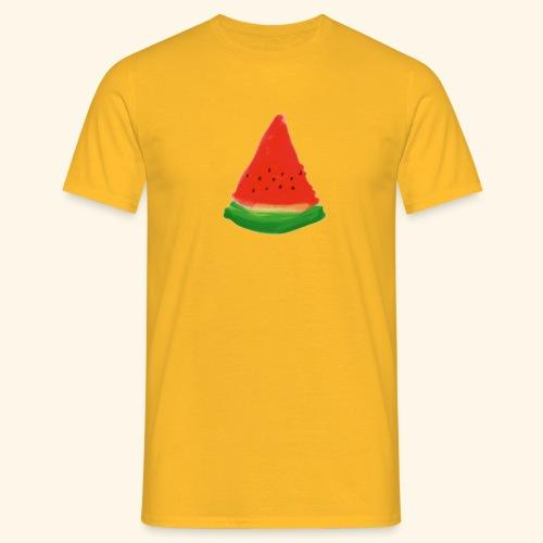 Vattenmelon - T-shirt herr