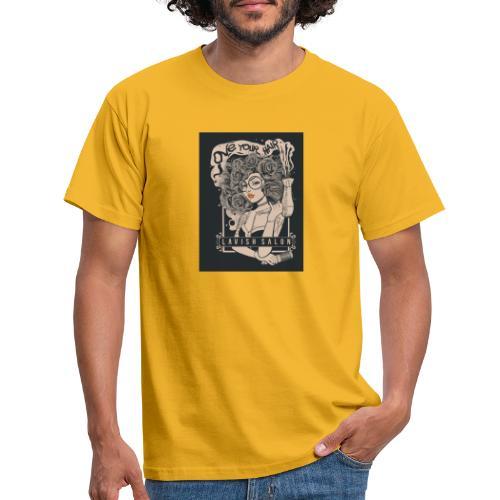 Lavish Salon - Männer T-Shirt
