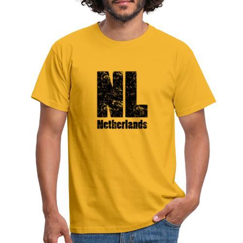 NL Netherlands - Mannen T-shirt