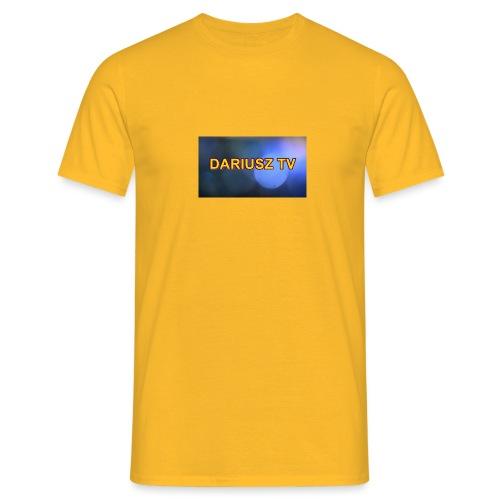 DARIUSZ TV - Koszulka męska