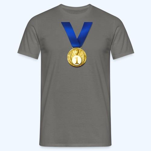 Gold Medal - Men's T-Shirt