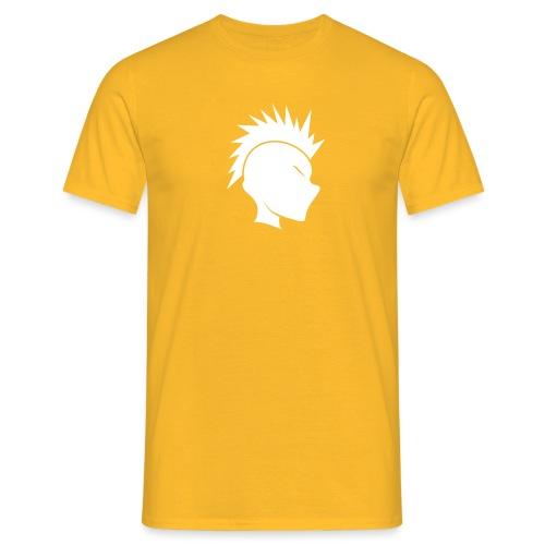 Cally Mohawk Logo - Men's T-Shirt