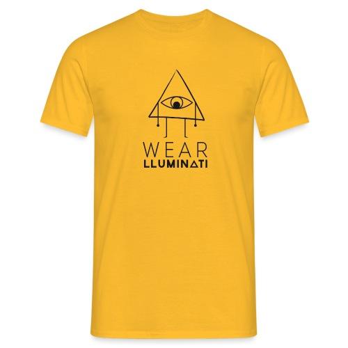 Wear lluminati - Camiseta hombre