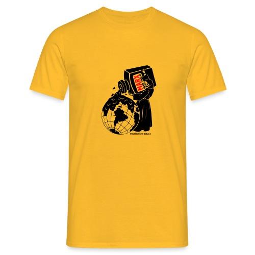 MIERDA Y MOSCAS - Camiseta hombre