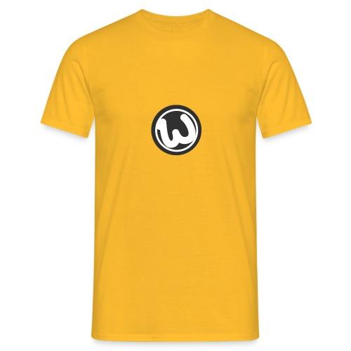 Wooshy Logo - Men's T-Shirt