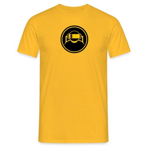 Machine Boy Yellow - Men's T-Shirt