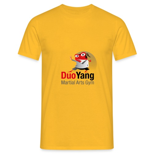 Logo1DUO-YANG Martial Art - Männer T-Shirt