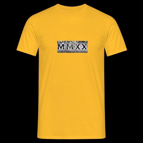 MMXX TIME FPBP - Männer T-Shirt