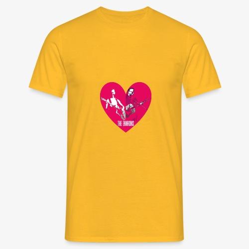 We love the Ennrons! - Mannen T-shirt