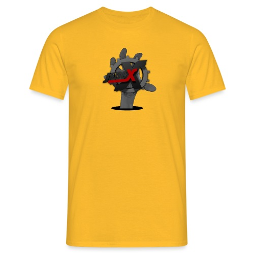 hand logo2 png - Männer T-Shirt