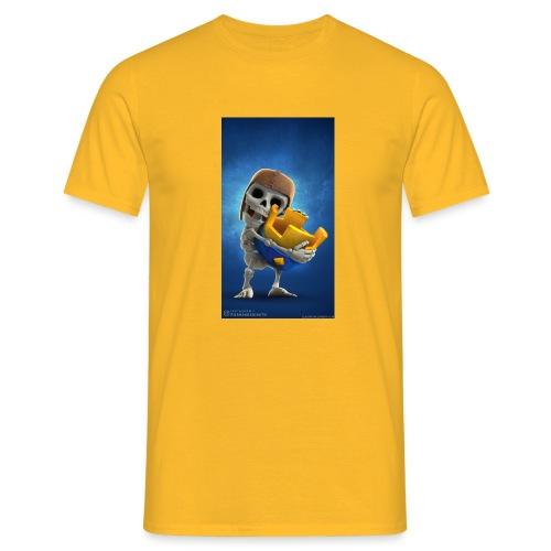 TheClashGamer t-shirt - Männer T-Shirt