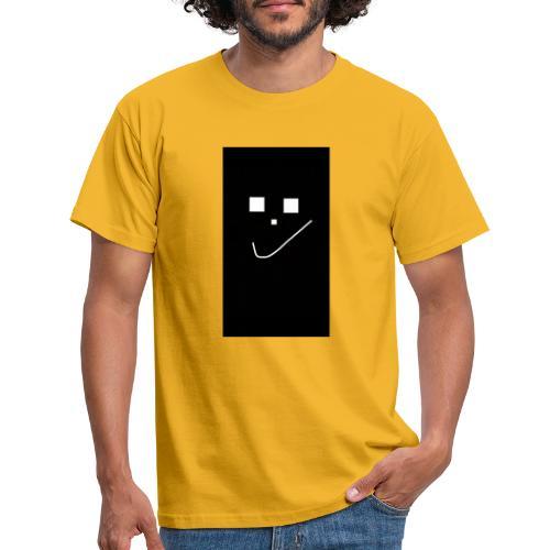 Smile :) - Männer T-Shirt