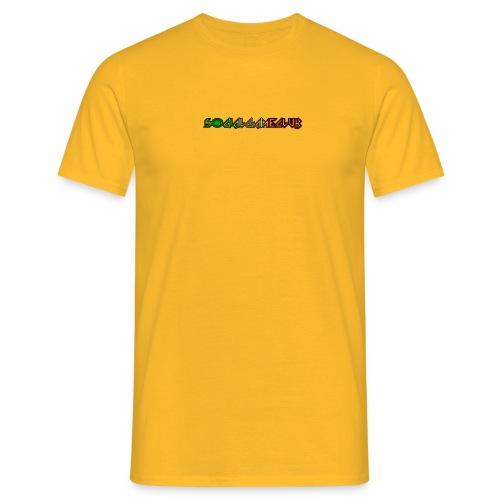 SocialGameClubShop - Maglietta da uomo