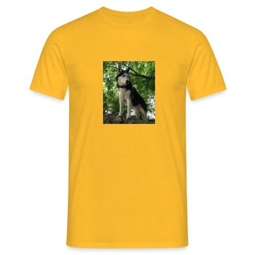 Husky - Maglietta da uomo