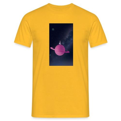 La fille de l'univers - T-shirt Homme