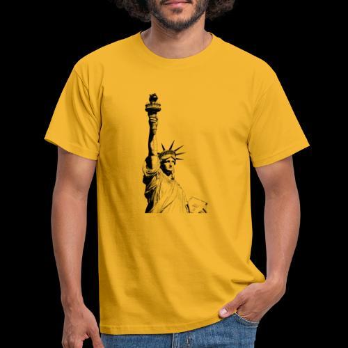 Freedom - Männer T-Shirt