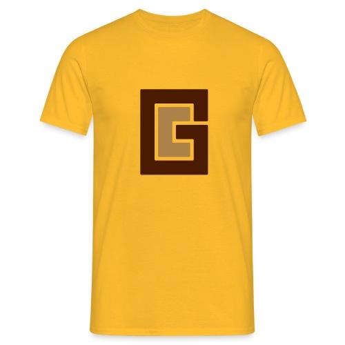 GC logo3 - Men's T-Shirt