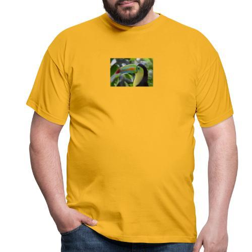 panama animal transport plane - T-shirt herr