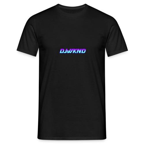 djwknd - Miesten t-paita