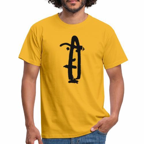 Shitholeshirt #4 - Männer T-Shirt