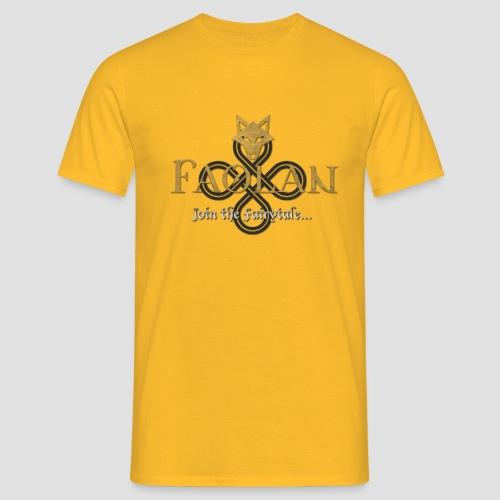 logo hp png - Männer T-Shirt