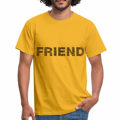 Przyjaciel - Koszulka męska