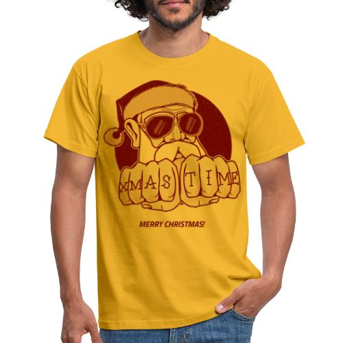 PAPY XMAS TIME - T-shirt Homme